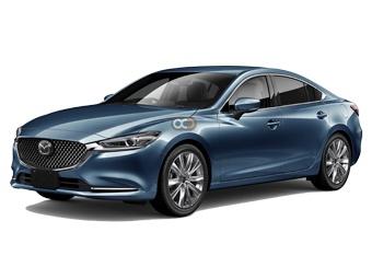 Hire Mazda 6 - Rent Mazda Muscat - Sedan Car Rental Muscat Price