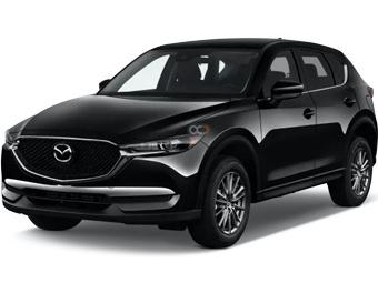 Hire Mazda CX5 - Rent Mazda Abu Dhabi - Cross Over Car Rental Abu Dhabi Price