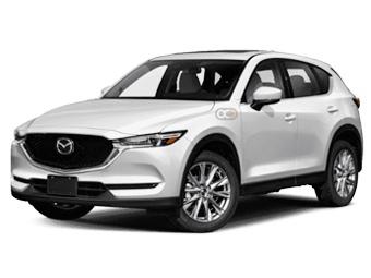 Mazda CX5 Price in Dubai - Crossover Hire Dubai - Mazda Rentals