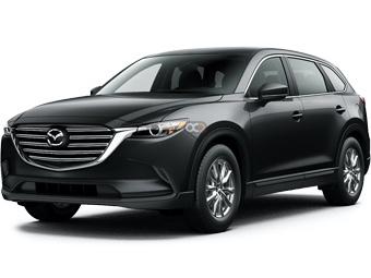 Hire Mazda CX9 - Rent Mazda Dubai - SUV Car Rental Dubai Price