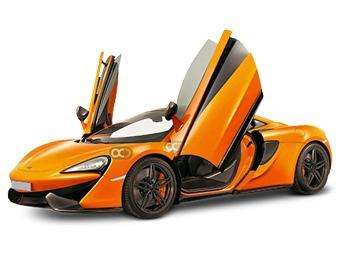 McLaren 570S Spyder Price in London - Sports Car Hire London - McLaren Rentals