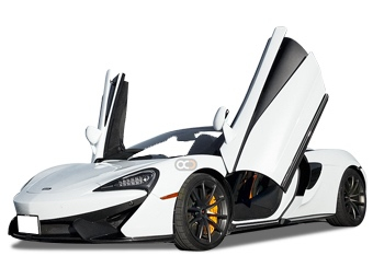 McLaren 650S Spider Price in Dubai - Sports Car Hire Dubai - McLaren Rentals