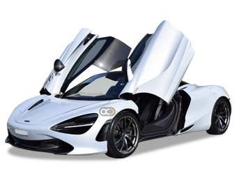 McLaren 720S Price in London - Sports Car Hire London - McLaren Rentals