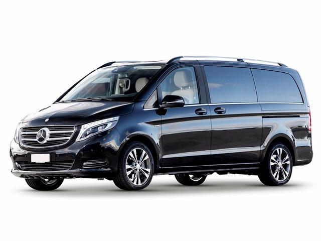 Hire Mercedes Benz V250d - Rent Mercedes Benz Belgrade - Van Car Rental Belgrade Price