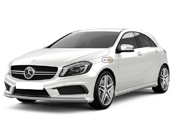 Mercedes Benz A250 Price in Dubai - Compact Hire Dubai - Mercedes Benz Rentals