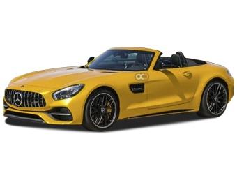 Hire Mercedes Benz AMG GTC Roadster V8 - Rent Mercedes Benz Dubai - Sports Car Car Rental Dubai Price