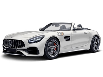 Hire Mercedes Benz AMG GT Convertible  - Rent Mercedes Benz Dubai - Sports Car Car Rental Dubai Price
