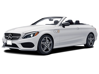 Hire Mercedes Benz C300 Cabriolet - Rent Mercedes Benz Dubai - Luxury Car Car Rental Dubai Price