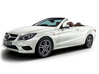 Hire Mercedes Benz E250 Convertible - Rent Mercedes Benz Dubai - Luxury Car Car Rental Dubai Price