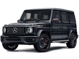 Mercedes Benz G63 AMG Edition 1 Price in Sharjah - SUV Hire Sharjah - Mercedes Benz Rentals