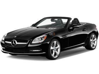 Hire Mercedes Benz SLK - Rent Mercedes Benz Dubai - Sports Car Car Rental Dubai Price