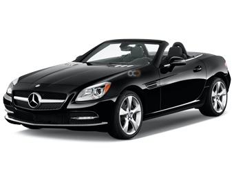 Hire Mercedes Benz SLK - Rent Mercedes Benz Sharjah - Sports Car Car Rental Sharjah Price