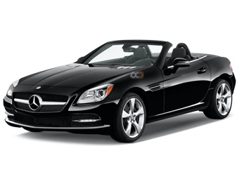 Hire Mercedes Benz SLK - Rent Mercedes Benz Sharjah - Sports Car Car Rental Sharjah Price