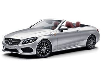Hire Mercedes Benz C200 Cabriolet - Rent Mercedes Benz Dubai - Luxury Car Car Rental Dubai Price