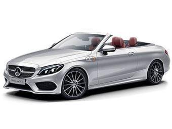 Hire Mercedes Benz C200 Convertible - Rent Mercedes Benz Dubai - Convertible Car Rental Dubai Price
