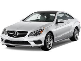Mercedes Benz E350 Coupé Price in Muscat - Luxury Car Hire Muscat - Mercedes Benz Rentals