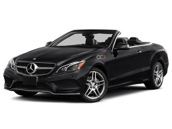 Hire Mercedes Benz E400 Cabrio - Rent Mercedes Benz Dubai - Sedan Car Rental Dubai Price