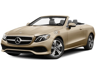 Hire Mercedes Benz E400 Cabrio - Rent Mercedes Benz Dubai - Sedan Car Rental Dubai Price