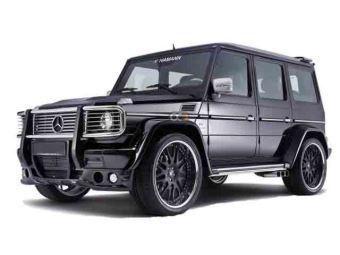Hire Mercedes Benz G63 - Rent Mercedes Benz Dubai - SUV Car Rental Dubai Price