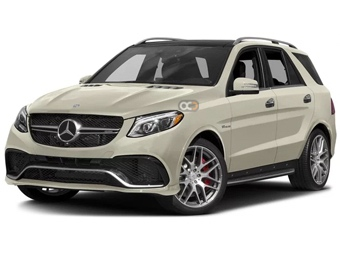 Hire Mercedes Benz GLE63 AMG - Rent Mercedes Benz Sharjah - SUV Car Rental Sharjah Price