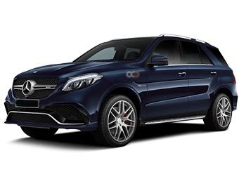 Hire Mercedes Benz GLE63 AMG - Rent Mercedes Benz Dubai - SUV Car Rental Dubai Price