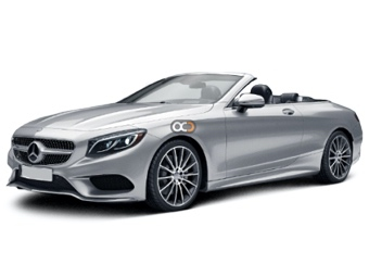 Hire Mercedes Benz S500 Cabriolet V8 - Rent Mercedes Benz Dubai - Sports Car Car Rental Dubai Price