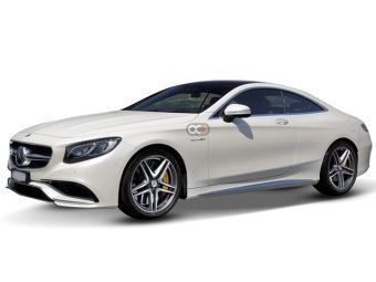 Rent a car Dubai Mercedes Benz S63