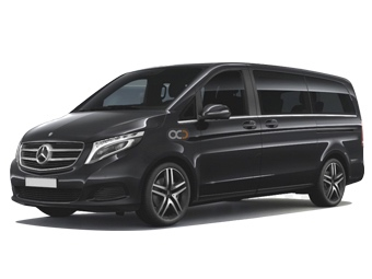 Mercedes Benz Vito Price in Antalya - Van Hire Antalya - Mercedes Benz Rentals