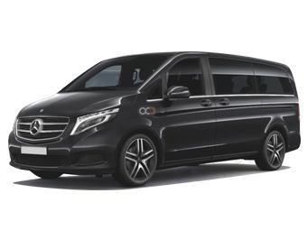 Mercedes Benz Vito Price in Izmir - Van Hire Izmir - Mercedes Benz Rentals