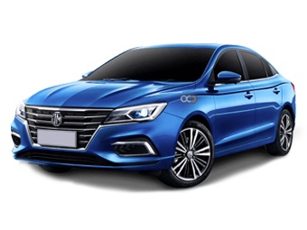 Hire MG 5 1.5L - Rent MG Dubai - Sedan Car Rental Dubai Price