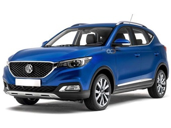 MG ZS 1.5L Price in Ajman - Cross Over Hire Ajman - MG Rentals