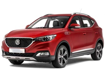 MG ZS Price in Dubai - Crossover Hire Dubai - MG Rentals