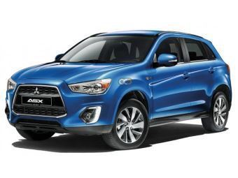 Mitsubishi ASX Price in Ajman - Cross Over Hire Ajman - Mitsubishi Rentals