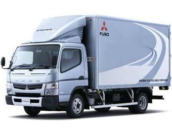 Hire Mitsubishi Canter Freezer - Rent Mitsubishi Fujairah - Pickup Truck Car Rental Fujairah Price