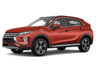 Mitsubishi Eclipse Cross Price in Dubai - Crossover Hire Dubai - Mitsubishi Rentals