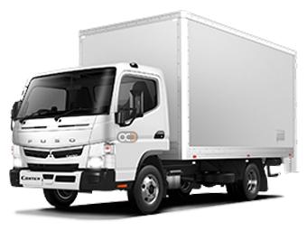 Mitsubishi Fuso Corgo Box Price in Fujairah - Commercial Hire Fujairah - Mitsubishi Rentals