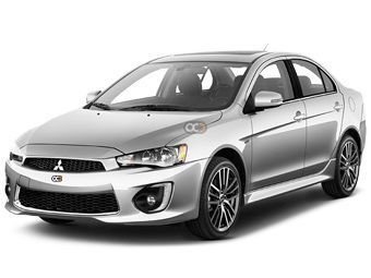 Hire Mitsubishi Lancer - Rent Mitsubishi Dubai - Sedan Car Rental Dubai Price
