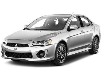 Hire Mitsubishi Lancer - Rent Mitsubishi Muscat - Sedan Car Rental Muscat Price