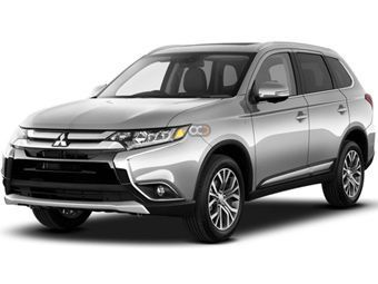 Hire Mitsubishi Outlander - Rent Mitsubishi Sharjah - Cross Over Car Rental Sharjah Price