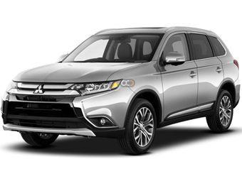 Mitsubishi Outlander Price in Dubai - Cross Over Hire Dubai - Mitsubishi Rentals