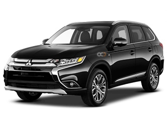 Mitsubishi Outlander Price in Dubai - Cross Over Hire Dubai - Mitsubishi Rentals