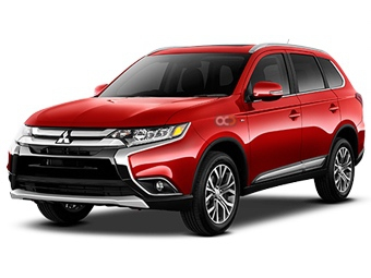 Mitsubishi Outlander Price in Abu Dhabi - Cross Over Hire Abu Dhabi - Mitsubishi Rentals