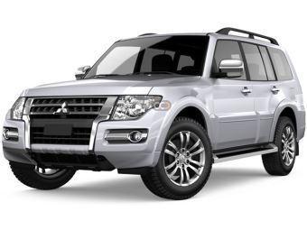 Mitsubishi Pajero Price in Sharjah - SUV Hire Sharjah - Mitsubishi Rentals