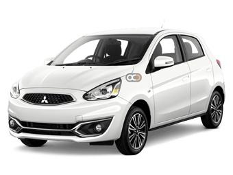 Mitsubishi Space Star Price in Valencia - Compact Hire Valencia - Mitsubishi Rentals