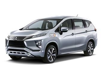 Mitsubishi xpander Price in Dubai - Crossover Hire Dubai - Mitsubishi Rentals