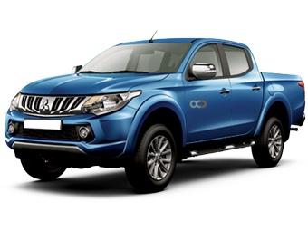 Hire Mitsubishi L200 - Rent Mitsubishi Dubai - Pickup Truck Car Rental Dubai Price