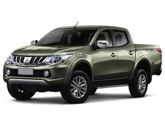 Hire Mitsubishi L200 - Rent Mitsubishi Salalah - Pickup Truck Car Rental Salalah Price