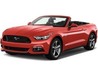 Ford Mustang Convertible Price in Sharjah - Sports Car Hire Sharjah - Ford Rentals