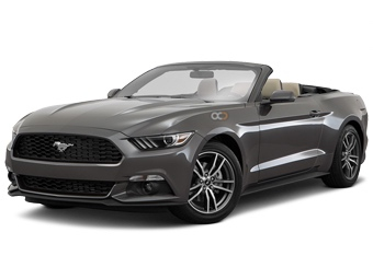 Ford Mustang V6 Convertible Price in Dubai - Sports Car Hire Dubai - Ford Rentals