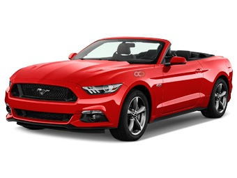 Ford Mustang Convertible Price in Dubai - Sports Car Hire Dubai - Ford Rentals